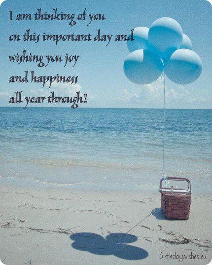 Birthday Card From Far Away Birthday Wishes Birthday Message For Boyfriend Happy Birthday Wishes