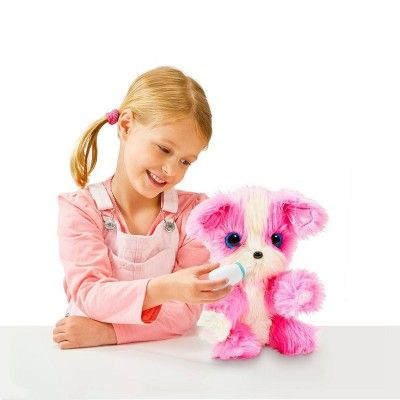 Little Live Scruff A Luvs Real Rescue Electronic Pet Pink Luvs Rescue Pets
