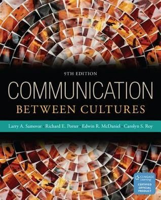 Download Pdf Communication Between Cultures By Larry A Samovar Communication Between Cultures Epub Communication Betw Cengage Learning Ebook Communication