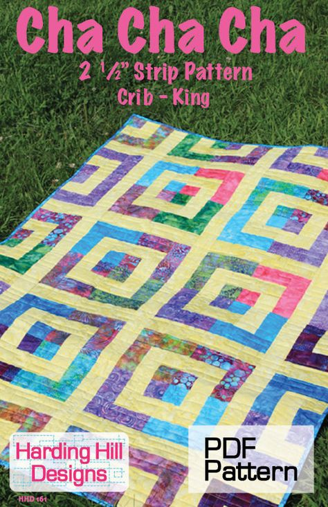 Easy quilt pattern!