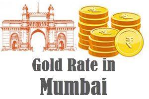 Gold Price In Mumbai Today Rate