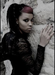 Diversity Of Goth Picture From Style A Beautiful Girl Who Is African American