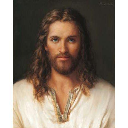 Jesus of Nazareth Canvas Art - Mark Missman (24 x 30)
