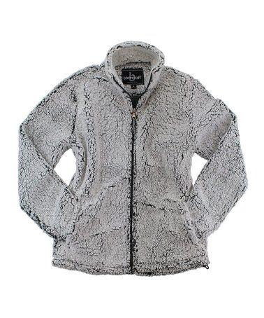 boxercraft Youth Super Soft Full Zip Sherpa Vest