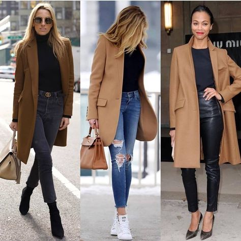 Camel coat on repeat 2 or – Best Style Ideas
