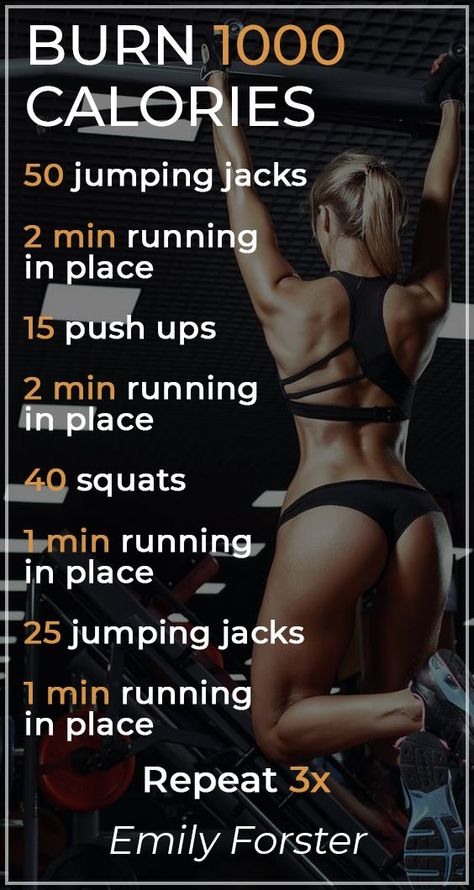 Burn 1000 Сalories - It's hard at times to fit the gym in so here's a calorie burn you can fit in any schedule - Fitness Workouts, Hiit Workout At Home, Fitness Workout For Women, Gym Workouts Schedule, At Home Workouts For Women Full Body, Body Weight Workouts, Crossfit Workouts For Beginners, Quick Full Body Workout, Interval Training Workouts