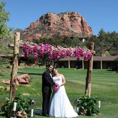Sedona Wedding Organization (@SedonaBridal)