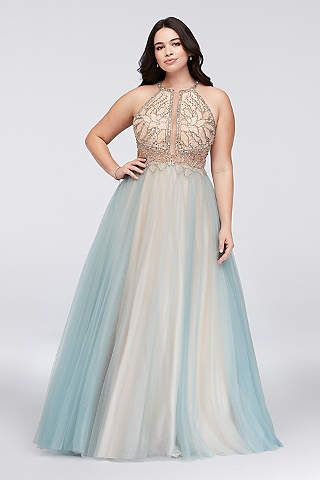 Women\'s Plus Size Dresses for All Occasions | David\'s Bridal ...