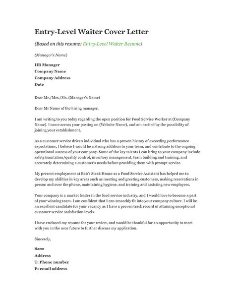 Business Letter Template    Free Word Pdf Documents Download With     Mesmerizing Greeting On A Cover