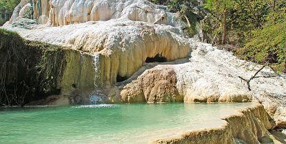 Bagni San Filippo Tuscany Places Outdoor