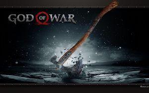 Fond D Ecran God Of War 4 Pour Ordinateur Leviathan Axe Fond Ecran Ecran Fond Ecran Hd