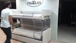 Amazing Dr James Freije Coupe By Proteas Sofa To Bunk Bed In A Creativecarmelina Interior Chair Design Creativecarmelinacom