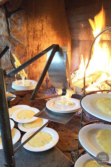Fireside Dining at Deer Valley Resort - Park City, Utah