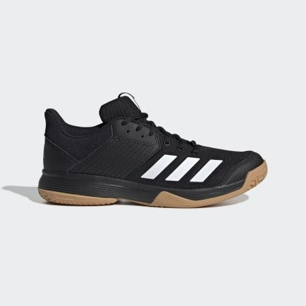 Ligra 6 Shoes Black Womens | Black shoes, Shoes, Black adidas