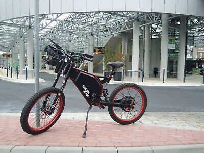 Electric Bike Fasterbike Up To 60mph Max Power 10000w Range 200miles E Bike In 2020 Ebike Bike Electric Bicycle