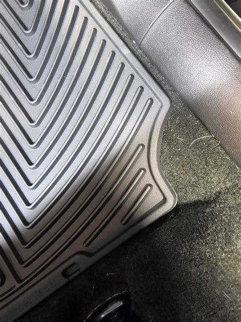 2017 Gmc Terrain Weathertech All Weather Rear Floor Mats In 2020 Weather Tech Floor Mats Weather Tech Floor Mats