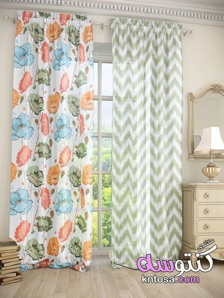 الوان الستائر الحديثه الوان ستائر تنسيق ستائر غرف النوم كيفية تنسيق ألوان الستائر مع الجدران Kntosa Com 17 19 15 Printed Shower Curtain Shower Curtain Curtains