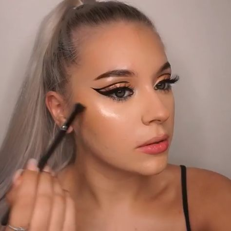 Glamorous Makeup Tutorial!