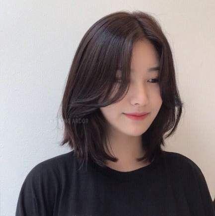 40 Trendy Haircut Asian Highlights Shot Hair Styles Medium Hair Styles Asian Short Hair