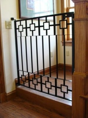 33 Best Half Gates Doors Images On Pinterest Decks Gates And Baby