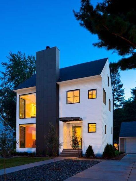 Pareti Esterne Di Casa Nel 2019 Design Di Esterni Case Di
