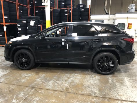 2019 Lexus Rx 350 With Gloss Black 20inch Wheels 2019 Lexus Rx Lexusrx Glossblack 20inch Wheels Rims Cvdauto Cvd Customv Lexus Rx 350 Lexus Vehicles