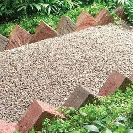 Image Result For Diagonal Brick Edging Walkway With Images