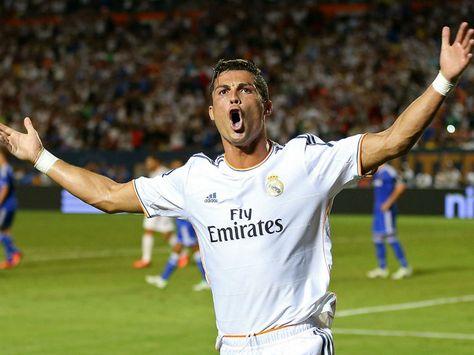 August 2013: Ronaldo coy over Mourinho's comments...