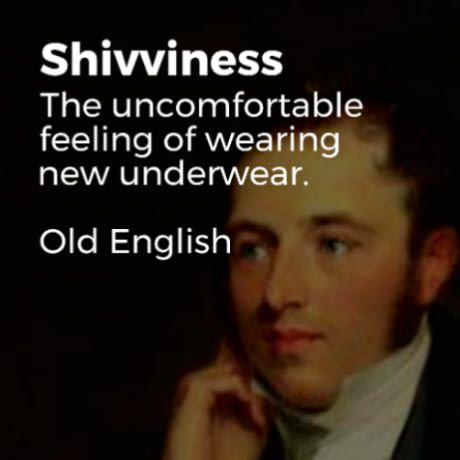 Old English Words That I D Love To See Make A Comeback Old English Words Weird Words Old Fashioned Words