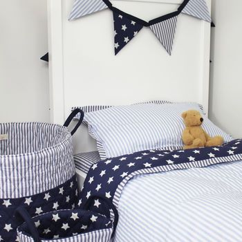 Blue Cot Bed Duvet Cover And Pillow Case Cot Bed Duvet Cover Cot Bed Duvet Cot Bedding