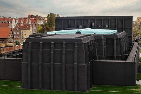Shakespearean Theatre, Gdansk, Poland - Vandersanden Content