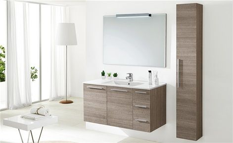 arredo bagno - moderno - moderno - mondo convenienza - la nostra ... - Idea Bagno Arredo Fontaniva