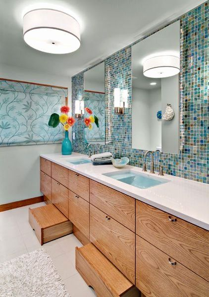 Child Bathroom Step Stool In 2020 Bathroom Kids Bathroom Step