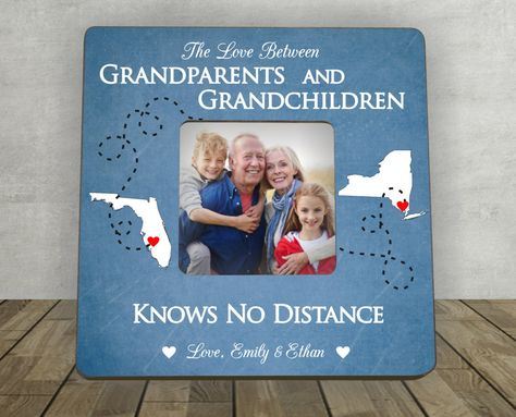 Gift for Grandparents, Christmas Gift for Grandparents,Personalized ...