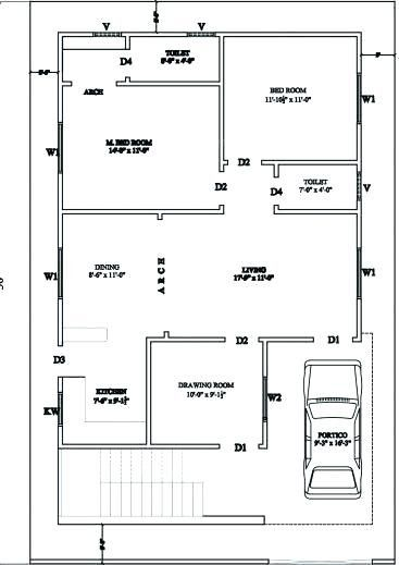 26 New Duplex House Plans 1000 Sq Ft India 30x40 House Plans Duplex House Plans 30x50 House Plans