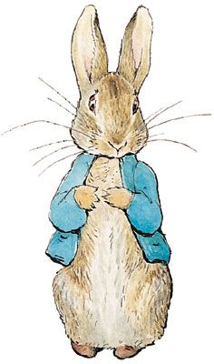 Living on Earth - Beatrix Potter. Amanda it was your love of Beatrix Potter that made me love her as well.