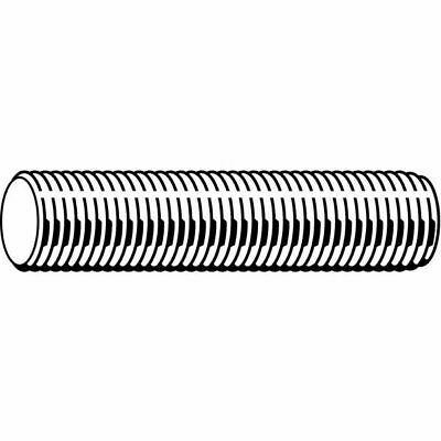 Fabory U22085 125 0775 1 1 4 8 X 7 3 4 Plain Carbon Steel Fully Threaded Ebay Threaded Rods Zinc Plating Carbon Steel