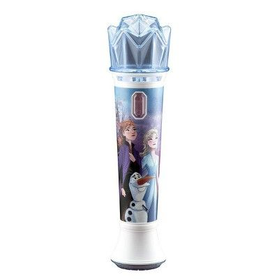 Brand New Gift Disney Frozen 2 Elsa Sing Along Microphone