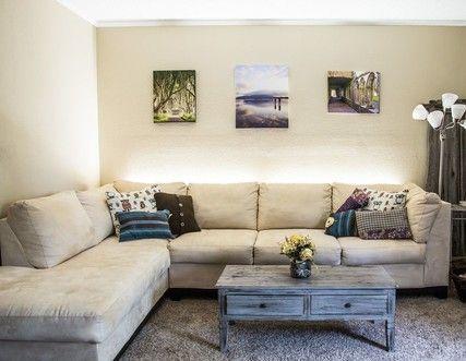 18 beste afbeeldingen van Ledstrips in woonkamer - Verlichting ...