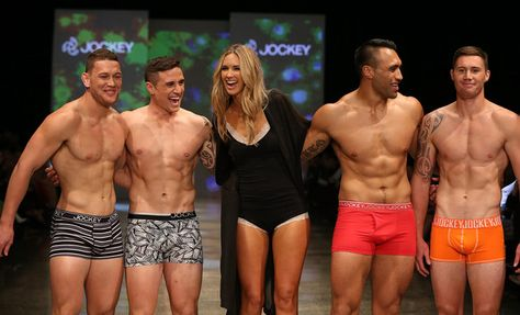 All Blacks swap rugby for the runway at Jockeys New
