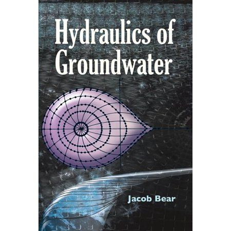 Dover Books On Engineering Hydraulics Of Groundwater Paperback Walmart Com In 2021 Groundwater Books Engineering