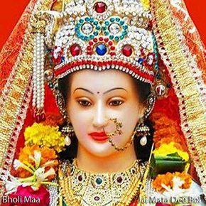 Download Jai Mata Di Hd Wallpaper Free Download Gallery Durga Goddess Vaishno Devi Durga Ji
