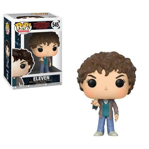 Funko Television Pop! - Stranger Things S3 - Eleven - Pre-Order