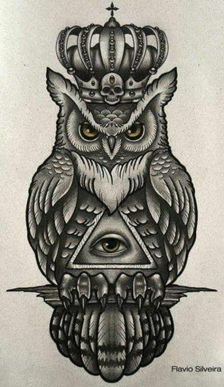 10 Advantages Of Owl Tattoo Designs And Tribal Owl Tattoos Owl Tattoo Design Owl Tattoo Drawings
