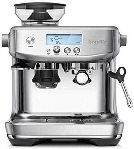 New Breville Barista Pro Bes878 Automatic Espresso Machine W Integrated Conical Burr Grinder Brushed Stainless Steel Online Shopping In 2020 Automatic Espresso Machine Coffee Machine Barista