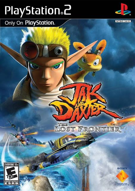 Jak and Daxter The Lost Frontier ps2 iso rom download