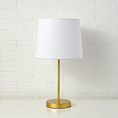 Bedroom Lamps For A Warm And Inviting Space Gold Table Lamp