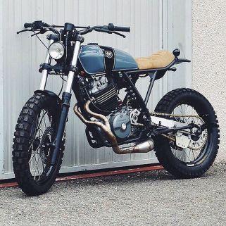 Honda Scrambler Ideas35 Honda Motorcykel Caferacers