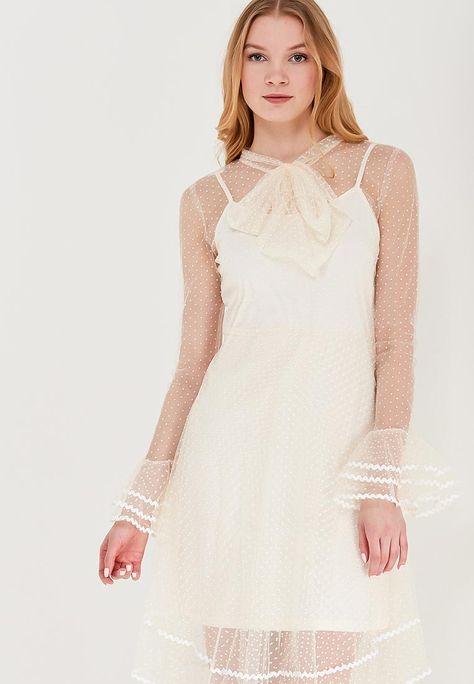 71b1cdef1f1 Платье Paccio купить за 3 980 руб PA060EWAQDA8 в интернет-магазине Lamoda.ru