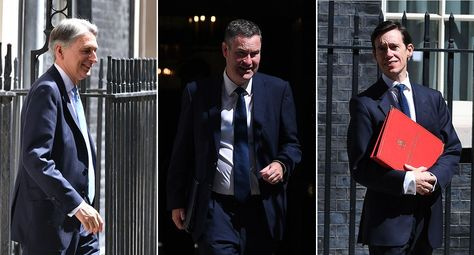 Philip Hammond resigns along with Rory Stewart and David Gauke ahead of Boris Johnson becoming Prime Minister